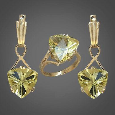 ювелирные изделия из золото с камнями